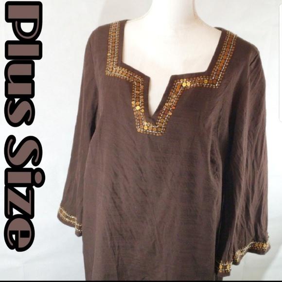 Dress Barn Dresses | Plus Size Dress Size 18w | Poshmark